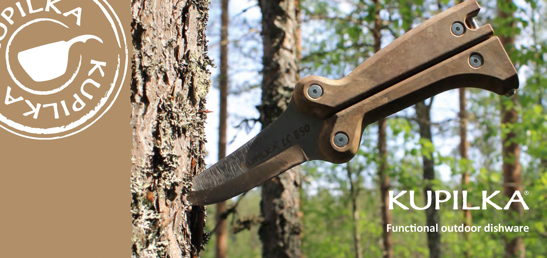 Our Kupilka Knife Is Getting Success In An International Innovation Award!  | Plasthill Oy | Kareline | Kupilka | Kaarna | Oksava | Kelarungot